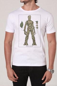 Camiseta Hominis Grootium