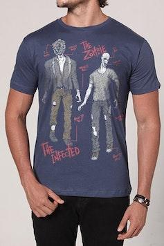 Camiseta Infected Zombie