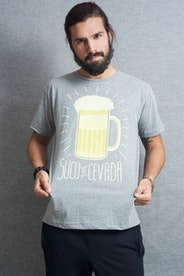 Camiseta Suco de Cevada
