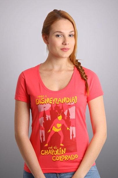 Camiseta Disneylândia