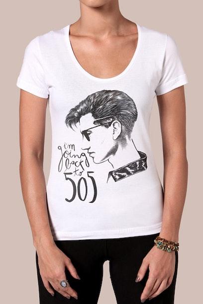 Camiseta 505