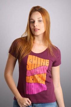 Camiseta Shine On You Crazy Diamond