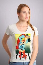 Camiseta Superbeijo