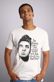 Camiseta Morrissey