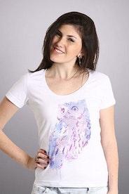 Camiseta Aquarela