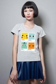 Camiseta Pokétone