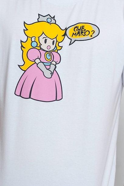Camiseta Que Mario?