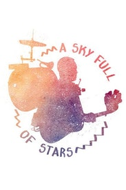 Estampa Camiseta A Sky Full of Stars