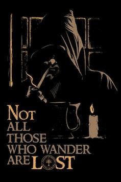 Estampa Camiseta Aragorn