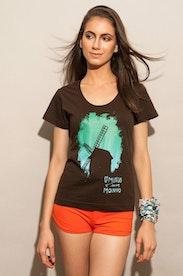 Camiseta O Mundo é um Moinho