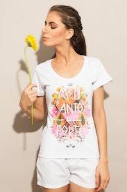 Camiseta Santo Forte