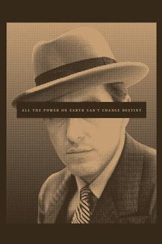 Estampa Camiseta Michael Corleone