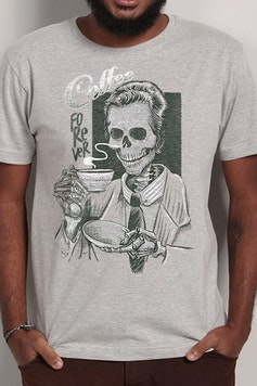 Camiseta Coffee Forever