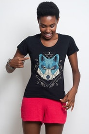 Camiseta Wolf