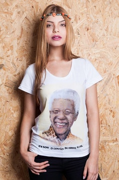 Camiseta Madiba