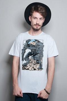 Camiseta Mechanicat