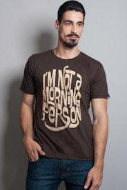 Camiseta Morning Person