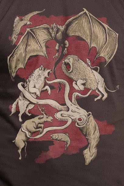 Camiseta Winter is Coming