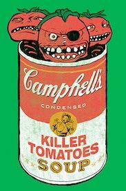 Estampa Camiseta Camphell's
