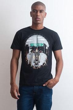 Camiseta Way to Rock