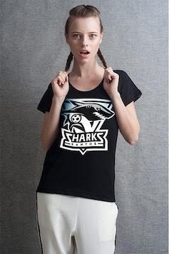 Camiseta Sharks