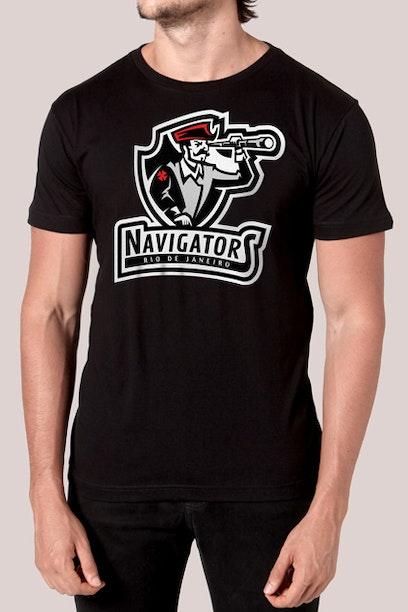 Camiseta Navigators