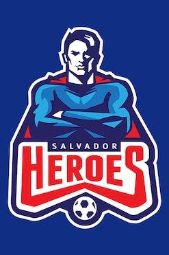 Camiseta Heroes Team R$24,90 | 4x de R$6,22