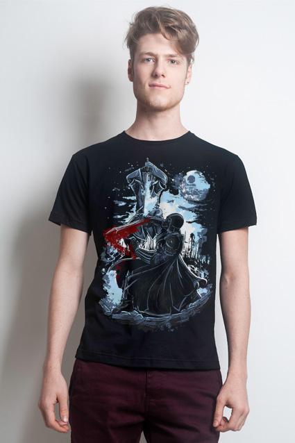 Camiseta Camiseta Medieval Wars