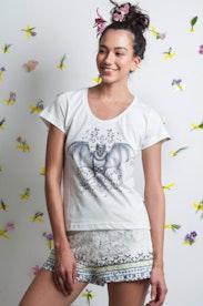 Camiseta Morcego