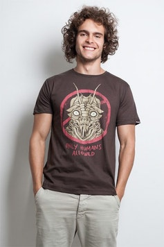Camiseta District 9
