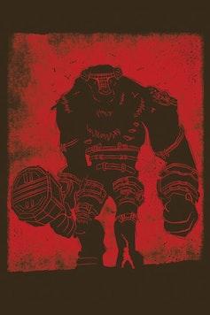Estampa Camiseta Shadow of The Colossus