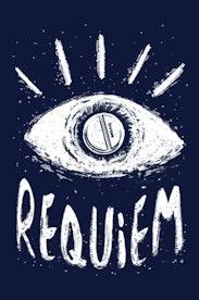 Estampa Camiseta Requiem