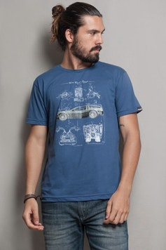 Camiseta Time Travel Project