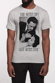Camiseta Great Artists Steal