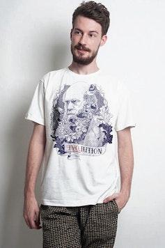 Camiseta Evolution