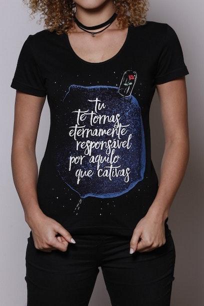 Camiseta B 612