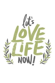 Estampa Camiseta Love Life
