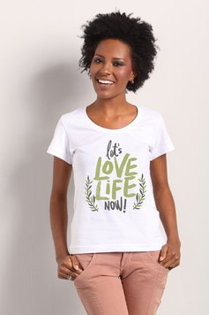 Camiseta Love Life