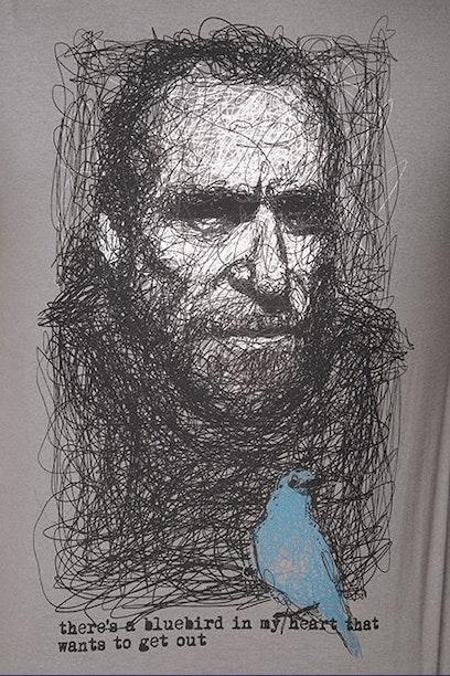 Camiseta Blue Bird