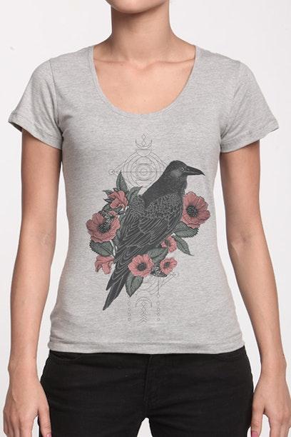 Camiseta Corvo