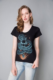 Camiseta Espírito do Dragão