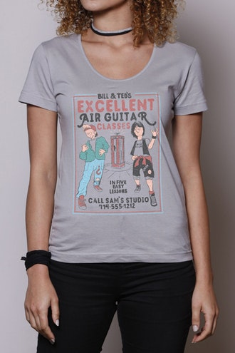 Camiseta Air Guitar Classes
