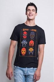 Camiseta Super Lucha