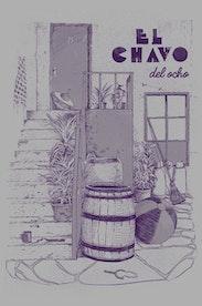 Estampa Camiseta El Chavo