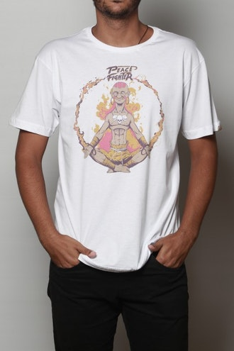 Camiseta Peace Fighter