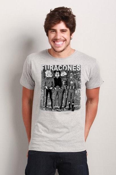 Camiseta Furacones