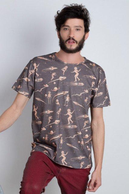 Camiseta Camiseta Retrofuturism