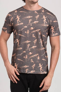 Camiseta Retrofuturism