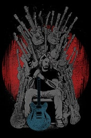 Estampa Camiseta Dave of Thrones