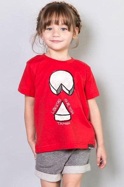 Camiseta Infantil Raiz de Minas